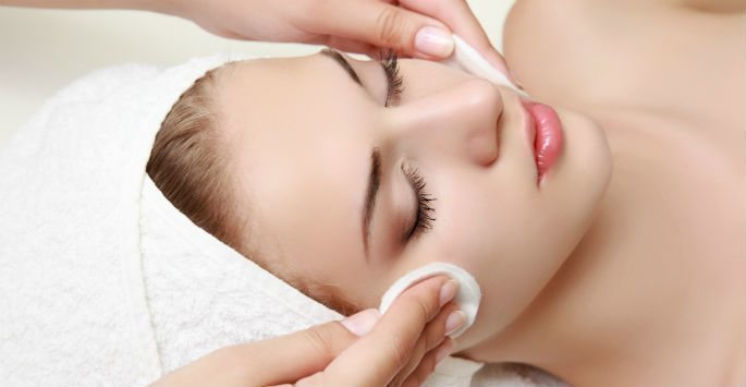Women's Facial Services