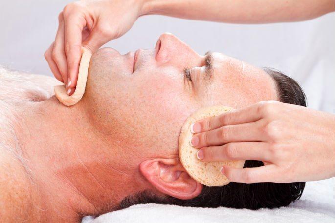 Men's Facial Treatment Services