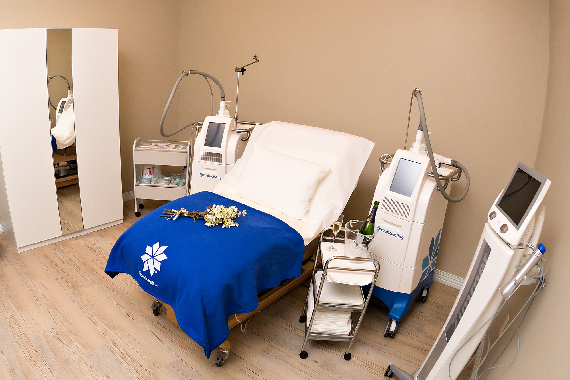 Coolsculpting Room